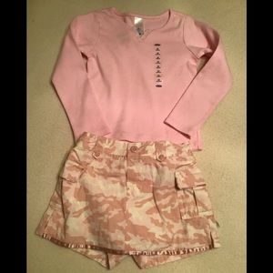 NWT Old Navy Girls Lot of 2 Garment